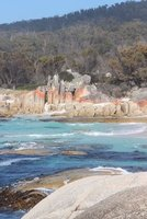 Stunning bay side views Bay of Fires