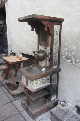 WASH YOUR HANDS BEFORE EATING. ORIGINAL HAND WASHING UNIT FROM 1540