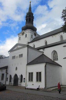 DOME CHURCH - OLDEST IN ESTONIA BUILT IN 1219