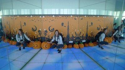 Halloween in Skytree
