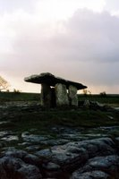The Burren, Neolithic dolmen