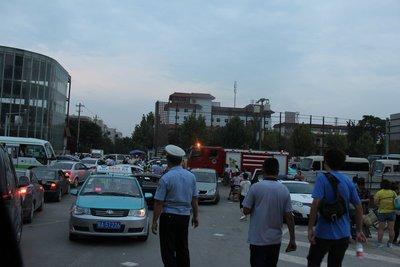 Chinese City Traffic