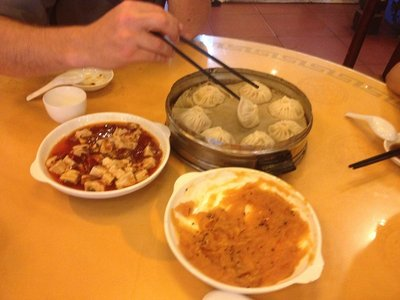 First Building Restaurant in Kaifeng