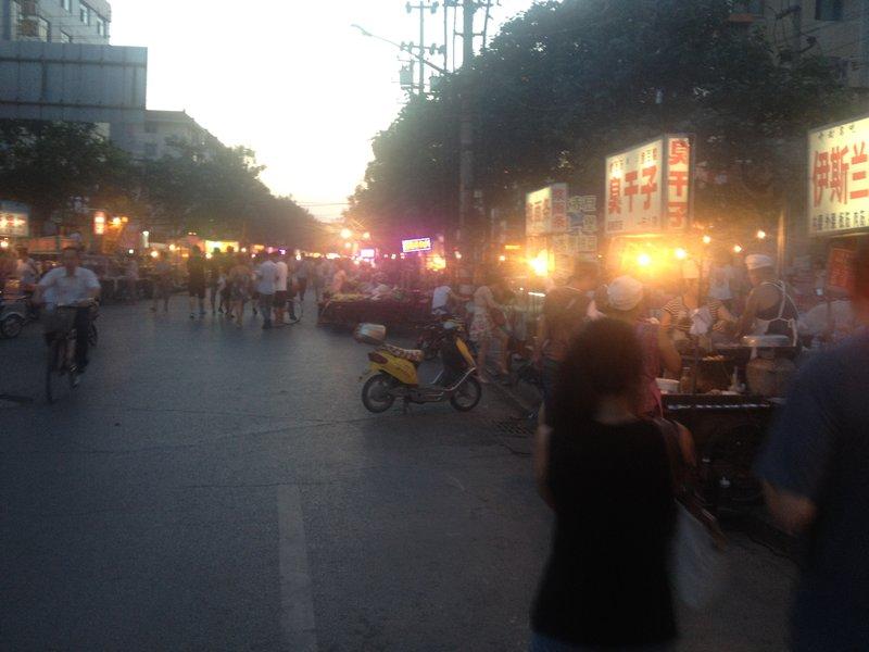 Xi Si Night Street Market - Kaifeng