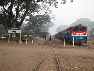 Hsipaw Station