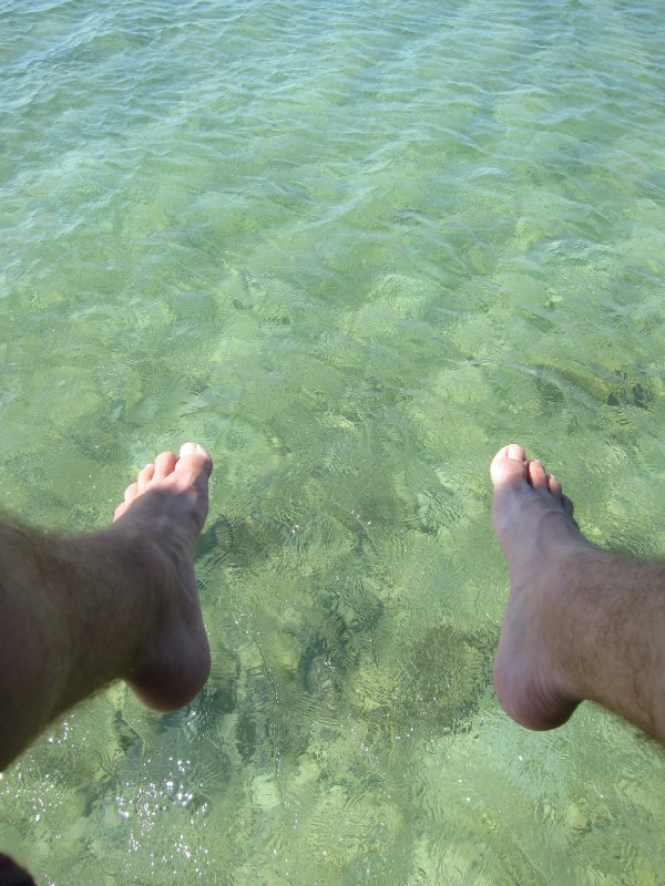 Kabung Island Water
