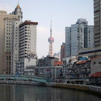 Apartments and Pearl Tower