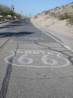 National Trails Highway