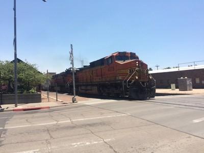 Flagstaff Train