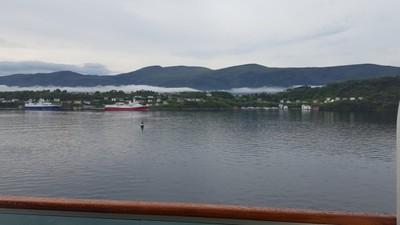 Arrived Alesund