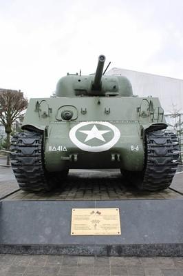 Bastogne Tank