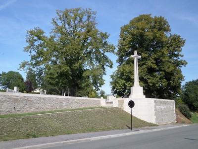 Corbie Municipal Cemetery Extension