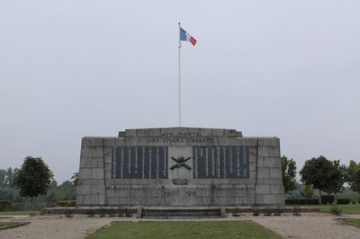 Monument to the Armoured Corps