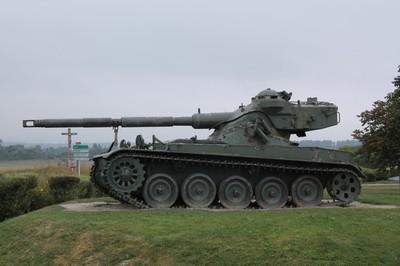French self propelled gun