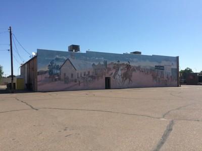 Holbrook Mural