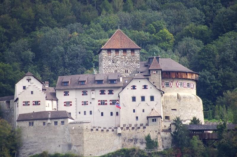 Liechtenstein castle