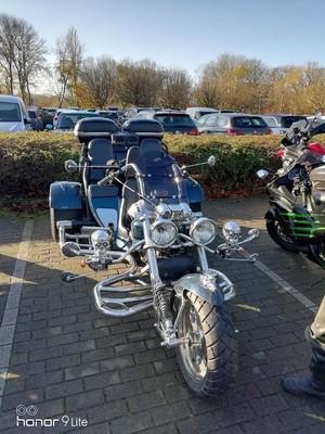 Tony's Trike