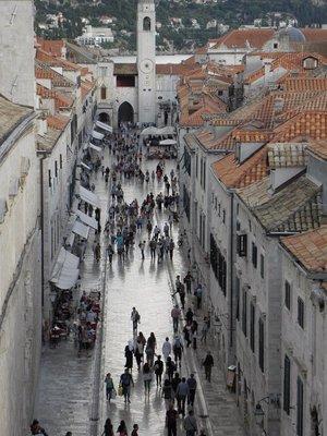 Placa (Stradun) - Main Street, Old Town
