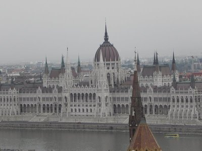 Sights in Budapest