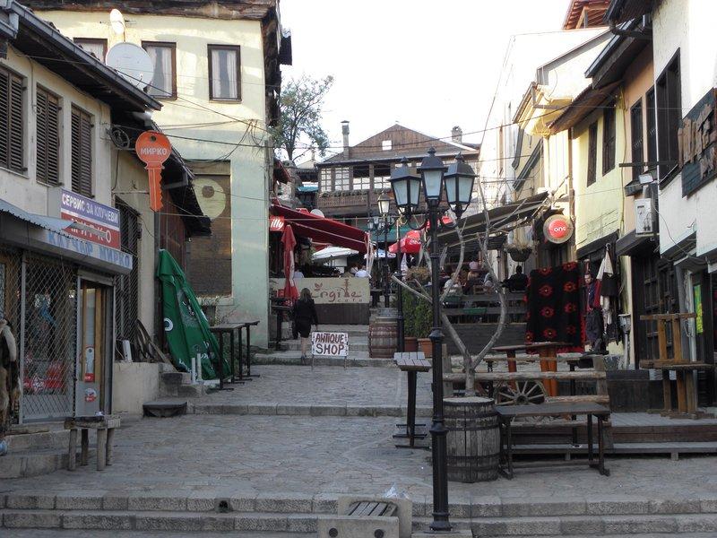 Sights in Skopje