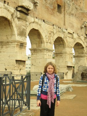 Colosseum, third floor