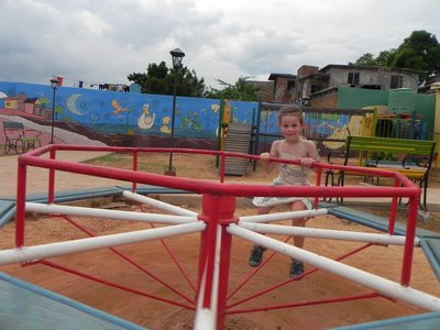 Queen of the playground