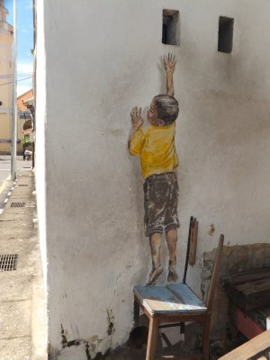 Street Art in George Town