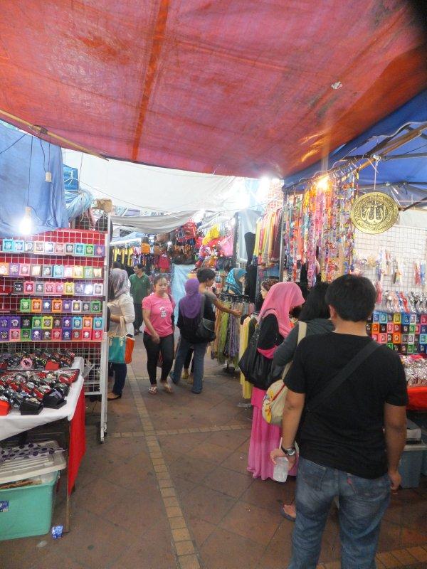 Little India Night Market, KL