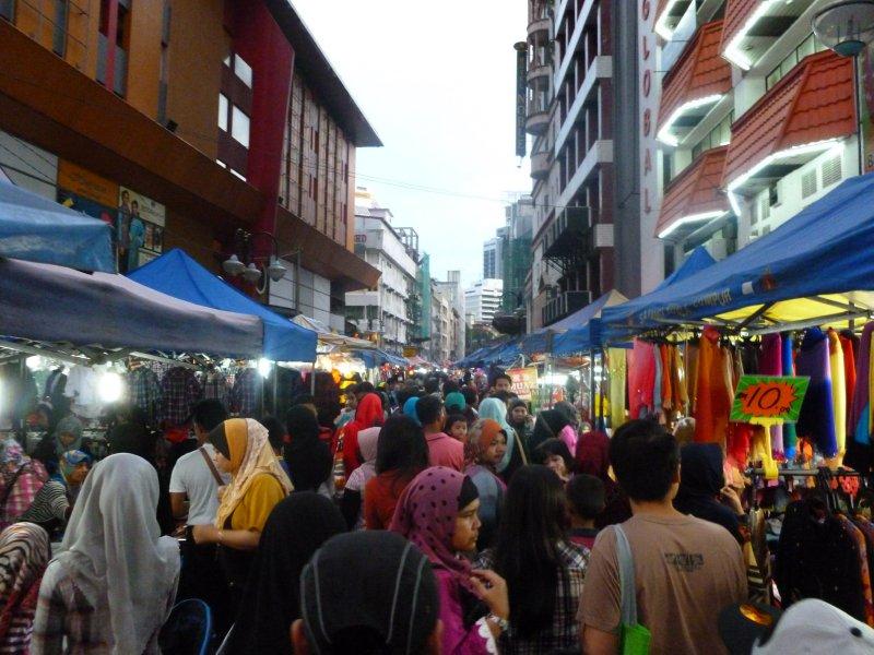 Little India Night Market, Kuala Lumpur