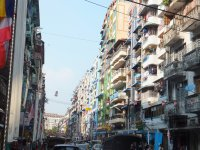 Exploring the Streets of Yangon