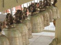 Bells at Shwedagon Paya Yangon