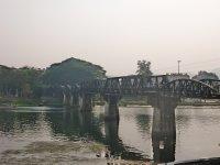 Bridge over the River Kwai Kanchanuburi