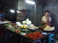 Night Market Yangon