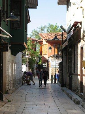 Kaleici Streets
