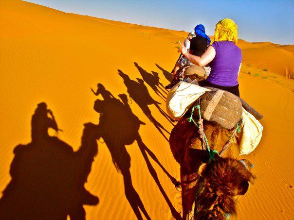 Camel Treks