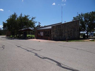 Pedernales Falls State Park Headquarters
