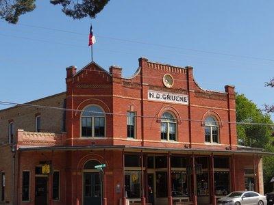 HG Gruene Store