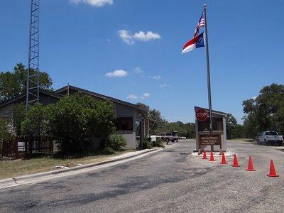 Guadalupe River State Park Ranger Station