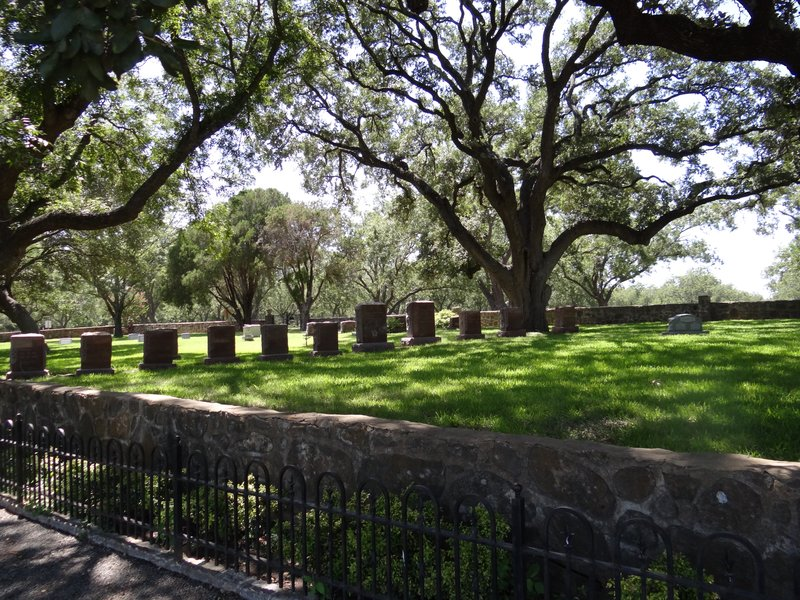 Final Resting Place of the Former President and First Lady