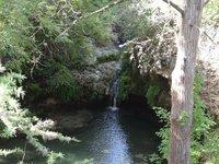 Twin Falls at Pedernales Falls State Park