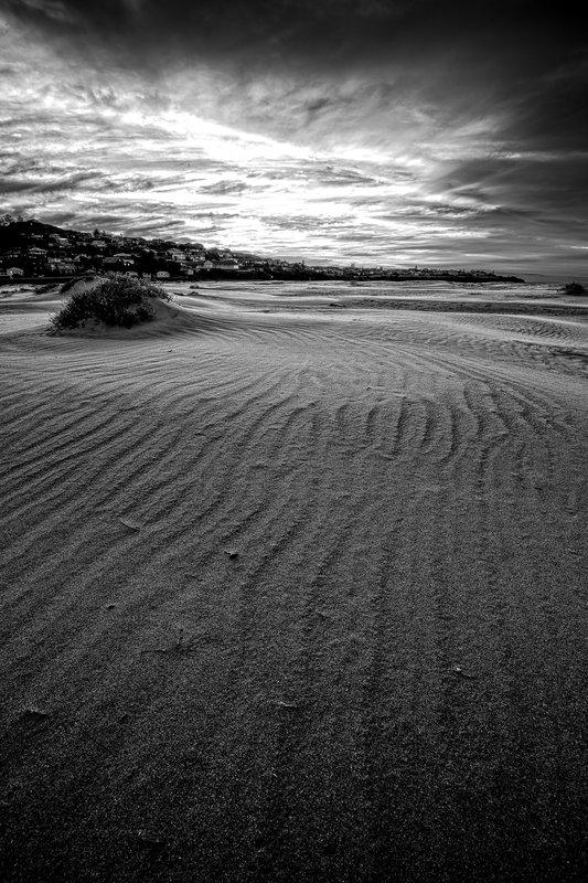Seven Mile beach sunrise