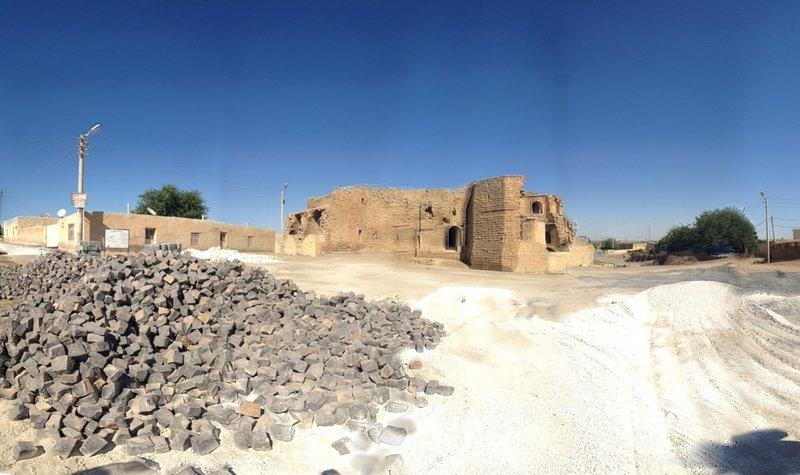 Haran Castle