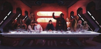 The Last Supper (Jedi version)