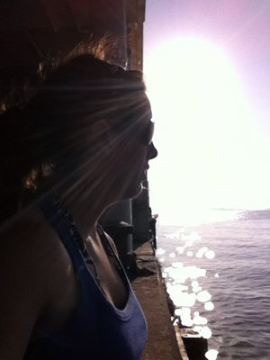 Self Pic at Lamma island Pier