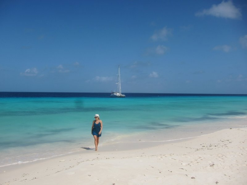 Klein Curacao, Netherlands Antilles
