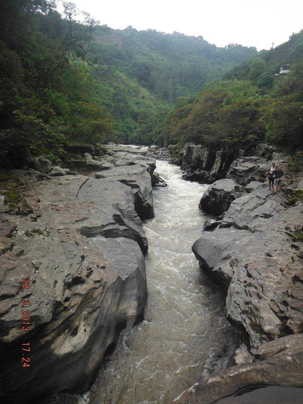 Estrecho Magdalena rivier