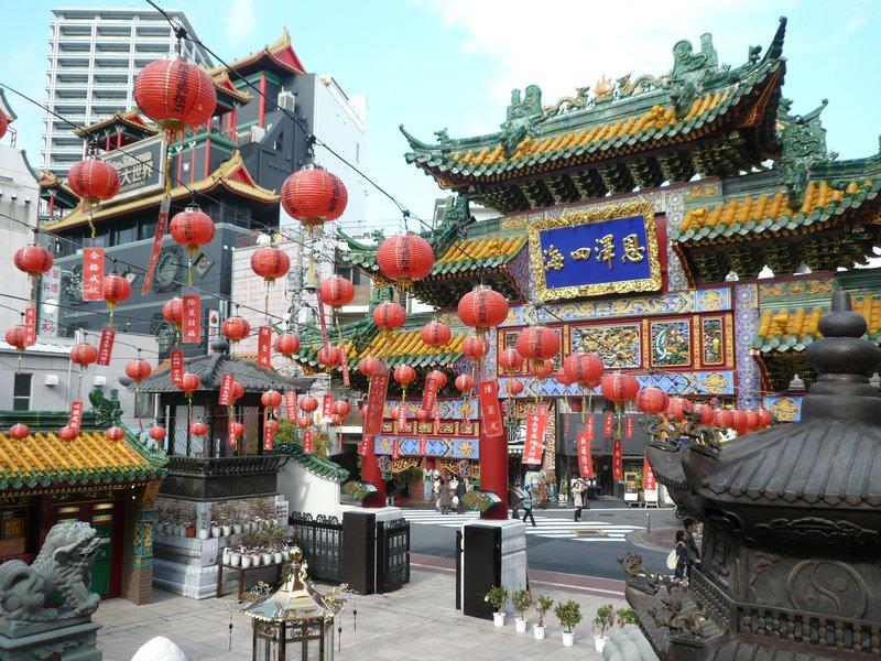 Chukkagai (Chinatown), Yokohama, Kanagawa