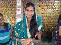 women in saree