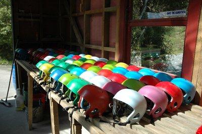 Copy of helmets