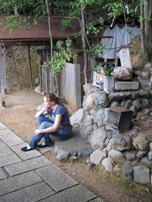 me at hilltop shrine